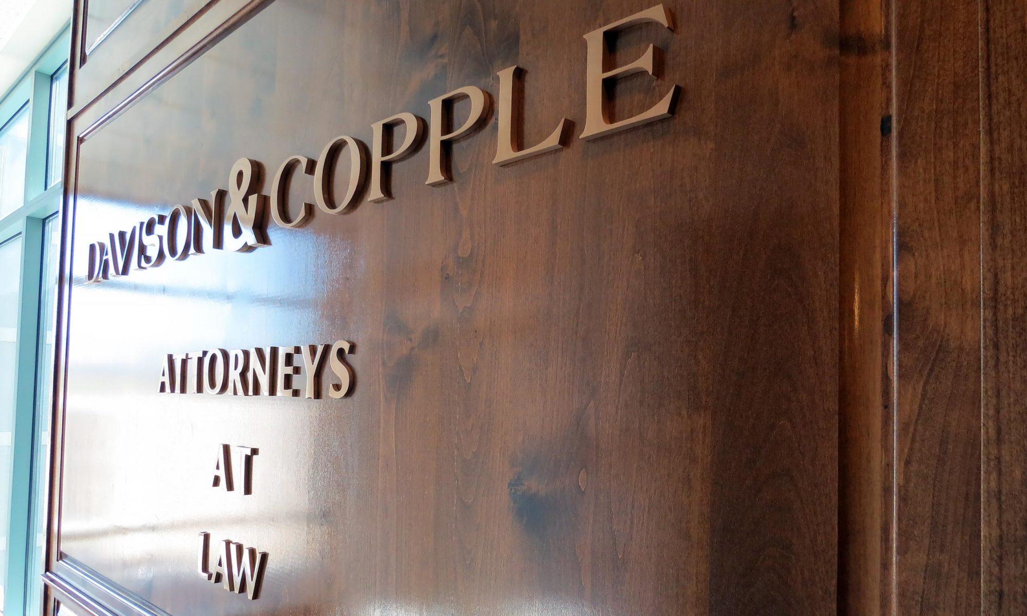 Davison, Copple, Copple, & Copple, LLP